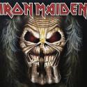 Tricou Iron Maiden: Eddie Candle Finger