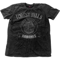 Ramones: Forest Hills Vintage (tricou)
