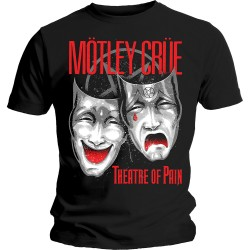 Motley Crue: Theatre of Pain Cry (tricou)