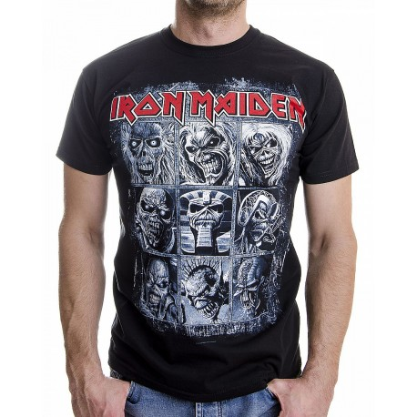 Tricou Iron Maiden: Nine Eddies