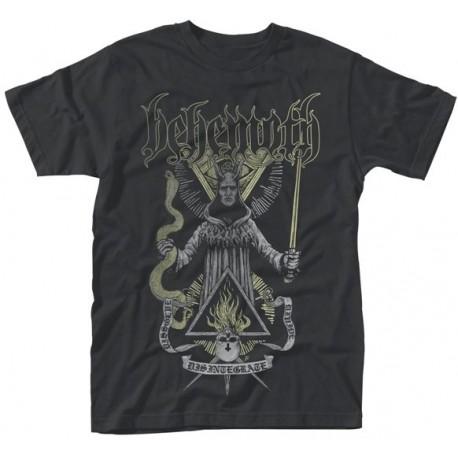 Tricou Behemoth: Disintegrate