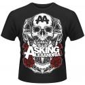 Asking Alexandria: Black Shadow (tricou)