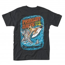 Parkway Drive: Shark Punch (tricou)