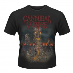 Cannibal Corpse: A Skeletal Domain 3 (tricou)