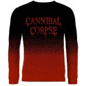 Pulover Cannibal Corpse: Dripping Logo