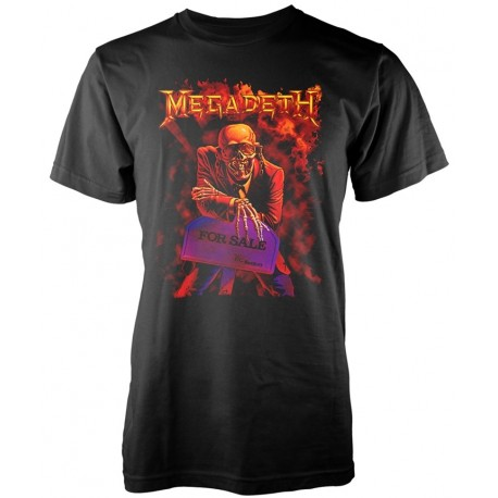 Megadeth: Peace Sells (tricou)
