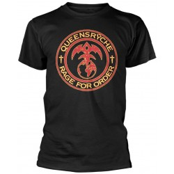 Queensryche: Rage For Order (tricou)