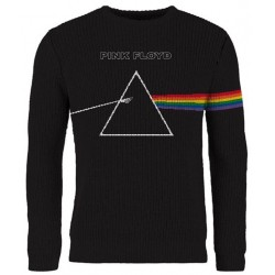 Pink Floyd: Dark Side Of The Moon (pulover tricotat)