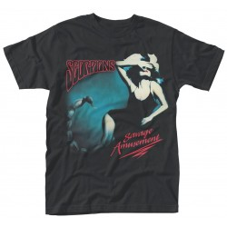 Scorpions: Savage Amusement (tricou)