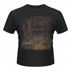 Cannibal Corpse: A Skeletal Domain (Tricou)