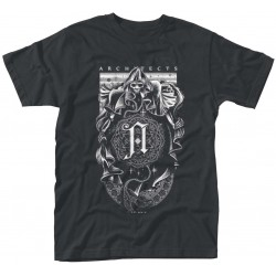 Architects: Reaper (tricou)