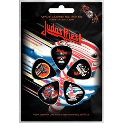 Judas Priest: Turbo (set pene chitara - 5 buc.)