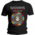 Tricou Iron Maiden: Book of Souls Live Chapter