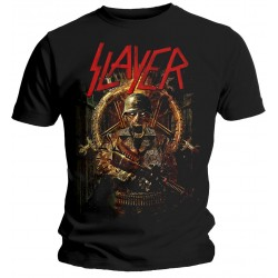 Slayer: Hard Cover Comic Book (tricou)