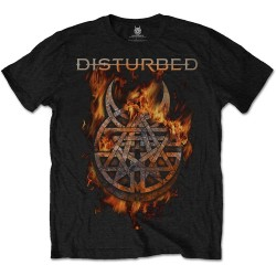 Disturbed: Burning Belief (tricou)