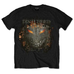 Disturbed: Fire Behind (tricou)