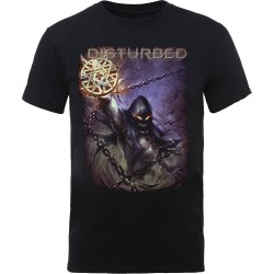 Disturbed: Vortex Colours (tricou)