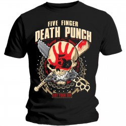 Five Finger Death Punch: Zombie Kill (tricou)