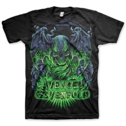 Avenged Sevenfold: Dare to Die (tricou)
