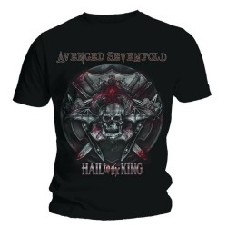 Avenged Sevenfold: Battle Armour (tricou)