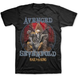 Avenged Sevenfold: Deadly Rule (tricou)