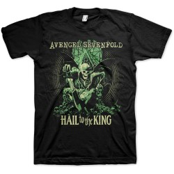 Tricou Avenged Sevenfold: Hail To The King En Vie