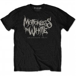 Tricou Motionless In White: Graveyard Shift