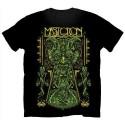 Tricou Mastodon: Devil On Black