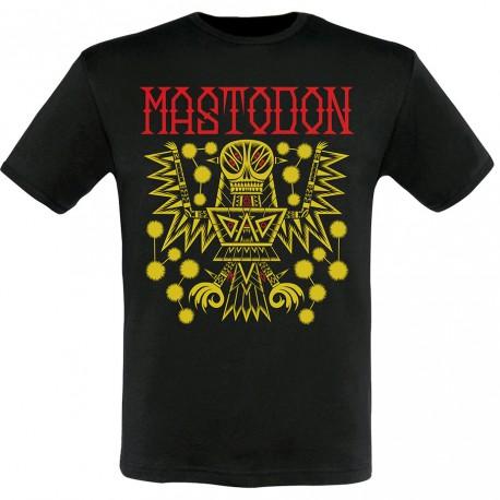 Tricou Mastodon: Tribal Demon 2017 Event