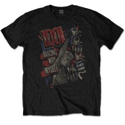 Billy Idol: Dancing With Myself (tricou)