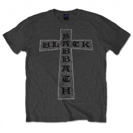 Tricou Black Sabbath: Cross