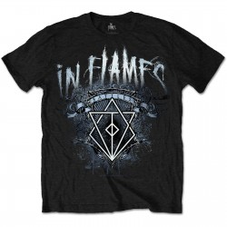 In Flames: Battles Crest (tricou)