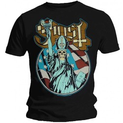 Ghost: Statue Of Liberty (tricou)