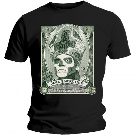 Tricou Ghost: Papa Cash
