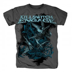 Killswitch Engage: Engage Battle (tricou)