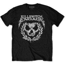 Killswitch Engage: Skull Spraypaint (tricou)