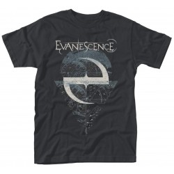 Evanescence: Space Map (tricou)