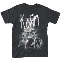 Korn: Gas Mask Kids (tricou)