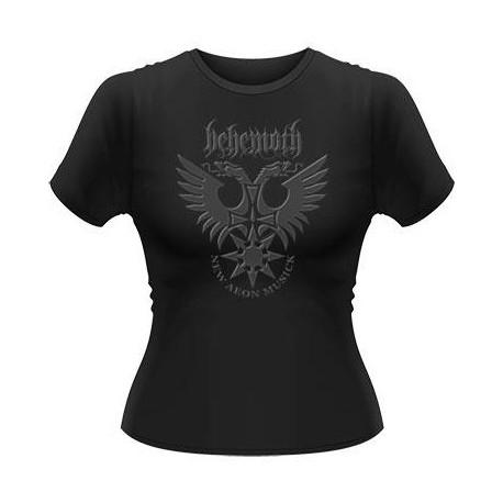 Tricou fete Behemoth: Logo