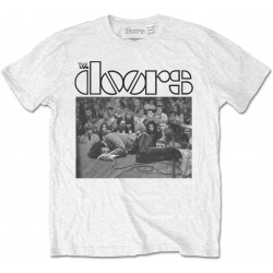 Tricou The Doors: Jim on Floor