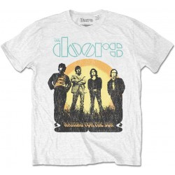 Tricou The Doors: Waiting for the Sun