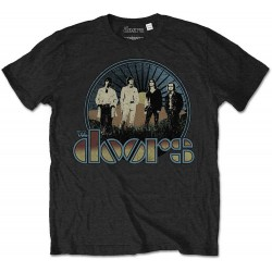 Tricou The Doors: Vintage Field