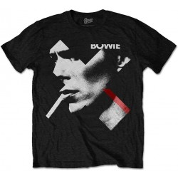 David Bowie: X Smoke Red (tricou)
