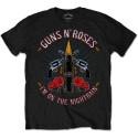 Tricou Guns N' Roses: Night Train