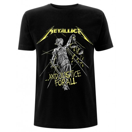 Tricou Metallica: And Justice For All Tracks
