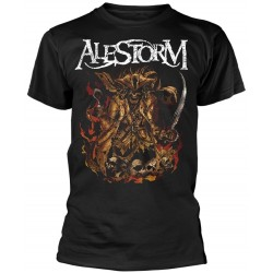 Tricou Alestorm: We Are Here To Drink Your Beer!