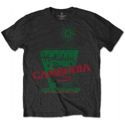 Dead Kennedys: Holiday In Cambodia (tricou)