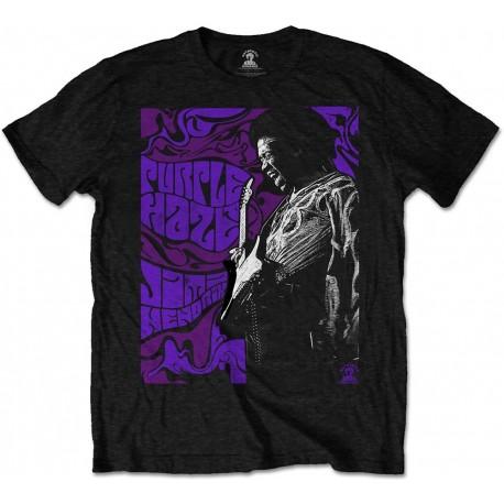 Tricou Jimi Hendrix: Purple Haze