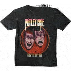 Tricou Motley Crue: Theatre of Pain
