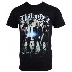 Motley Crue: Group Photo (tricou)